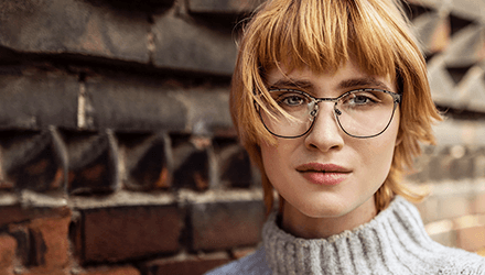 Glasses for women Crullé