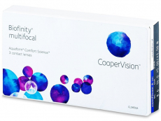Biofinity Multifocal (3 lenses)