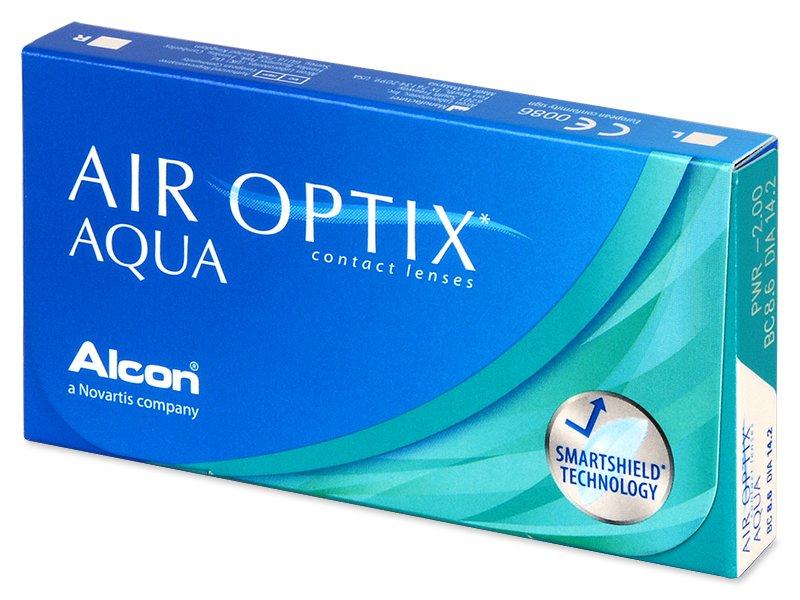 Air Optix Aqua (3lenses)