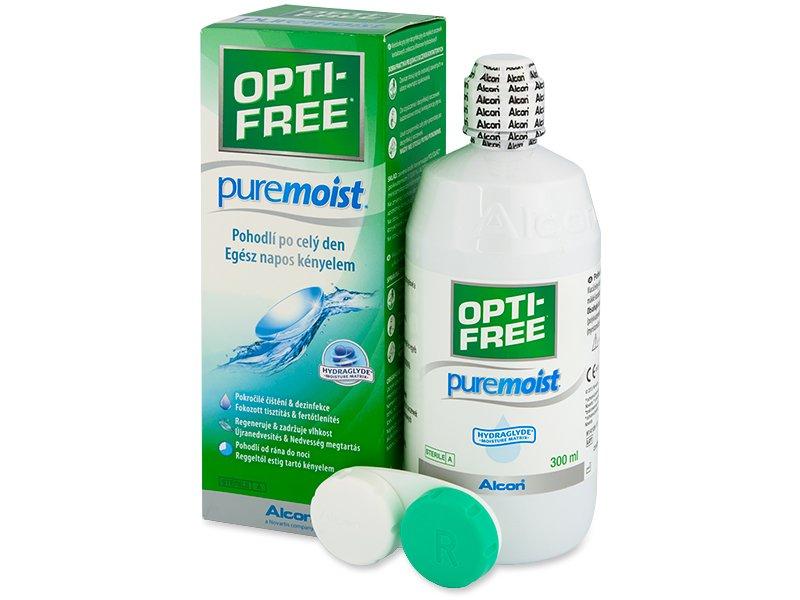 OPTI-FREE PureMoist Solution 300ml