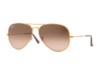 Alensa.com.mt - Contact lenses - Ray-Ban Aviator Large Metal II RB3026 9001A5