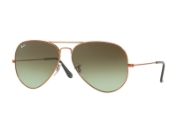 Alensa.com.mt - Contact lenses - Ray-Ban Aviator Large Metal II RB3026 9002A6