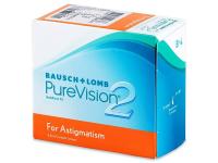 Alensa.com.mt - Contact lenses - PureVision 2 for Astigmatism