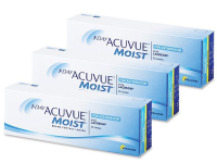 Alensa.com.mt - Contact lenses - 1 Day Acuvue Moist for Astigmatism