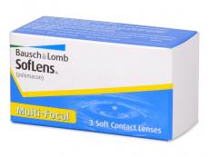 SofLens Multi-Focal (3lenses)