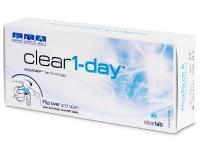 Alensa.com.mt - Contact lenses - Clear 1-Day