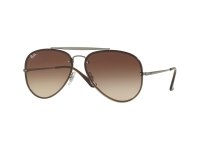 Alensa.com.mt - Contact lenses - Ray-Ban Blaze Aviator RB3584N 004/13