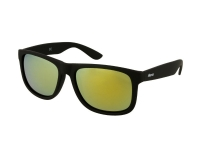 Alensa.com.mt - Contact lenses - Sunglasses Alensa Sport Black Gold Mirror