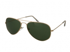 Sunglasses Alensa Pilot Gold