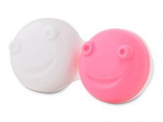 Lenscase for Vibration lens cleaner - Pink