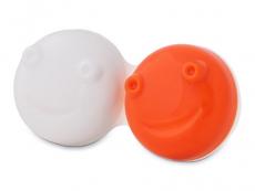 Lenscase for Vibration lens cleaner - brown
