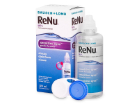 Alensa.com.mt - Contact lenses - ReNu MPS Sensitive Eyes 120 ml Solution