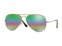 Alensa.com.mt - Contact lenses - Ray-Ban Aviator Mineral Flash Lenses RB3025 9018C3