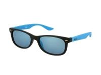 Alensa.com.mt - Contact lenses - Kids sunglasses Alensa Sport Black Blue Mirror