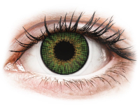 Alensa.com.mt - Contact lenses - Green contact lenses - natural effect - power - Air Optix
