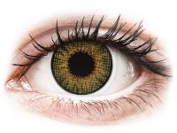 Alensa.com.mt - Contact lenses - Brown Pure Hazel contact lenses - natural effect - Air Optix