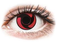 Alensa.com.mt - Contact lenses - Red Mangekyu contact lenses - ColourVue Crazy
