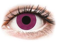 Alensa.com.mt - Contact lenses - Purple contact lenses - ColourVue Crazy