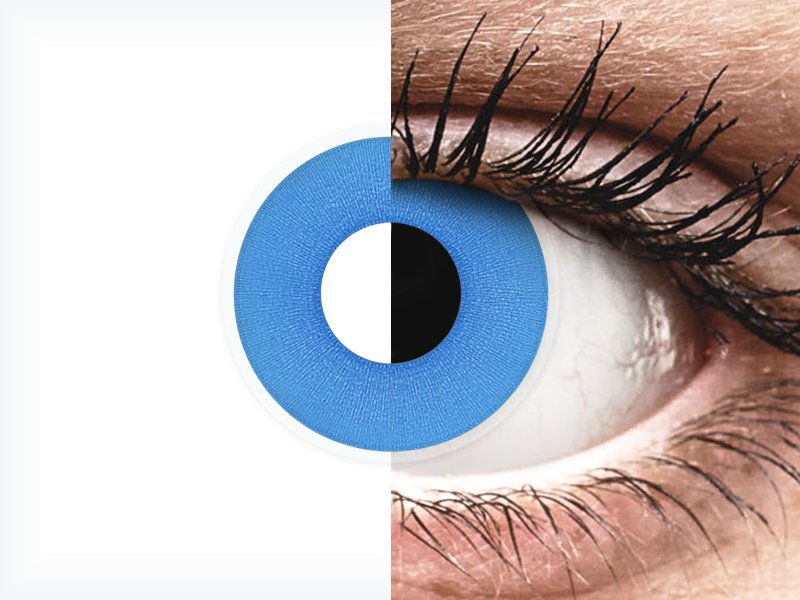 87ba037551 ... Sky Blue contact lenses - ColourVue Crazy (2 coloured lenses) ...