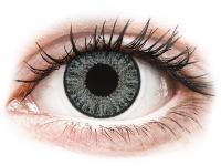Alensa.com.mt - Contact lenses - Soft Grey contact lenses - power - TopVue Color