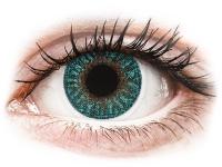 Alensa.com.mt - Contact lenses - Turquoise contact lenses - TopVue Color