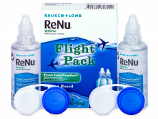 ReNu Multiplus flight pack 2 x 60 ml