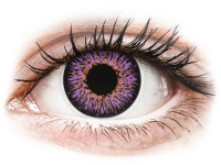 Alensa.com.mt - Contact lenses - Violet Glamour contact lenses - ColourVue