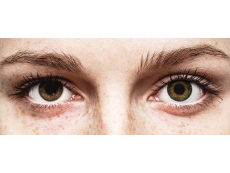 Green 3 Tones contact lenses - ColourVue (2 coloured lenses)