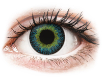 Alensa.com.mt - Contact lenses - Yellow Blue Fusion contact lenses - ColourVue