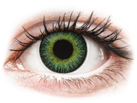 Alensa.com.mt - Contact lenses - Green Yellow Fusion contact lenses - ColourVue
