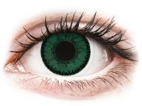 Alensa.com.mt - Contact lenses - Green Amazon contact lenses - SofLens Natural Colors - Power