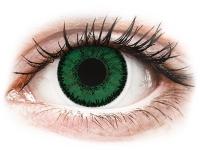 Alensa.com.mt - Contact lenses - Green Emerald contact lenses - SofLens Natural Colors - Power