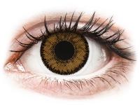 Alensa.com.mt - Contact lenses - Brown India contact lenses - SofLens Natural Colors - Power