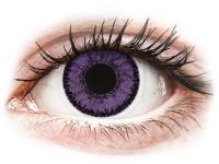 Alensa.com.mt - Contact lenses - Purple Indigo contact lenses - SofLens Natural Colors