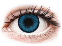 Alensa.com.mt - Contact lenses - Blue Topaz contact lenses - SofLens Natural Colors