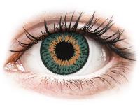 Alensa.com.mt - Contact lenses - Blue Aqua contact lenses - Expressions Colors - Power