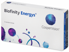 Biofinity Energys (3 lenses)