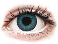 Alensa.com.mt - Contact lenses - Brilliant Blue contact lenses - natural effect - Air Optix