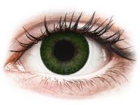 Alensa.com.mt - Contact lenses - Sea Green contact lenses - FreshLook Dimensions