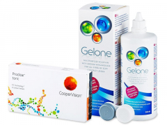 Proclear Toric (6 lenses) + Gelone Solution 360 ml