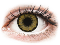 Alensa.com.mt - Contact lenses - Dark Hazel contact lenses - SofLens Natural Colors - Power