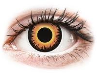 Alensa.com.mt - Contact lenses - Orange Werewolf contact lenses - ColourVue Crazy