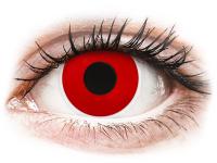 Alensa.com.mt - Contact lenses - Red Devil contact lenses - ColourVue Crazy