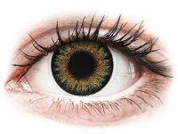 Alensa.com.mt - Contact lenses - Green One Day TruBlends contact lenses - ColourVue - Power