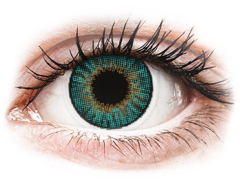 4bb8c80cd0a ... Air Optix Colors - Turquoise - power (2 lenses) ...