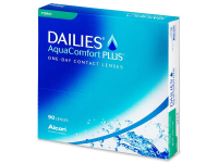 Alensa.com.mt - Contact lenses - Dailies AquaComfort Plus Toric