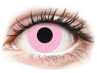 Alensa.com.mt - Contact lenses - ColourVUE Crazy Lens - Barbie Pink - plano
