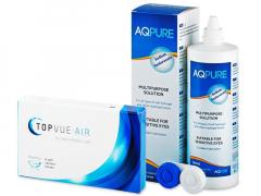 TopVue Air (6 lenses) +AQPureSolution360ml