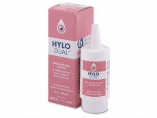 HYLO-DUAL Eye Drops 10 ml