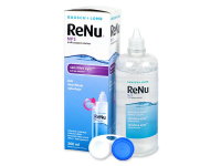 Alensa.com.mt - Contact lenses - ReNu MPS Sensitive Eyes solution 360 ml